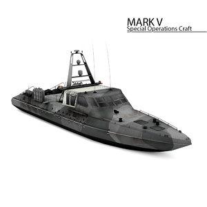 mark v special operations fbx