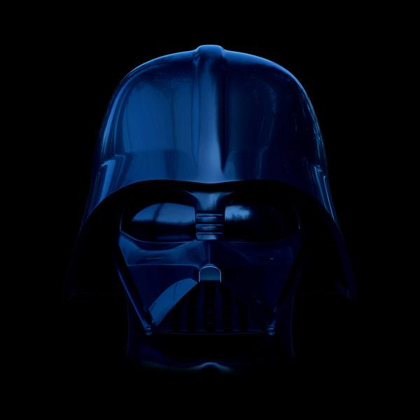 darth vader helmet obj