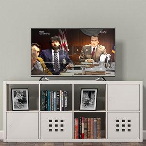 3d model tv lg 49uf7787