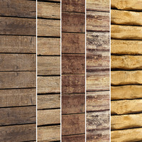 Wooden Plank Collection