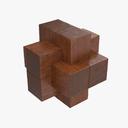 puzzle cube 3D models