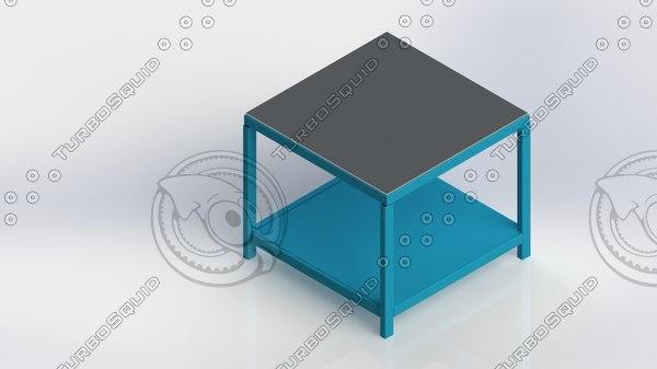 3d table 1000x1000