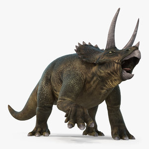 triceratops rigged max
