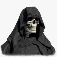 Grim Reaper Rigged