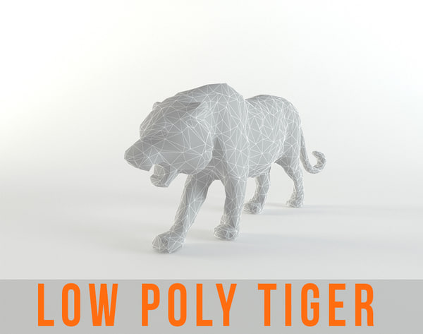 3ds lion tiger