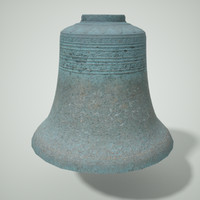 Large Gong Bell