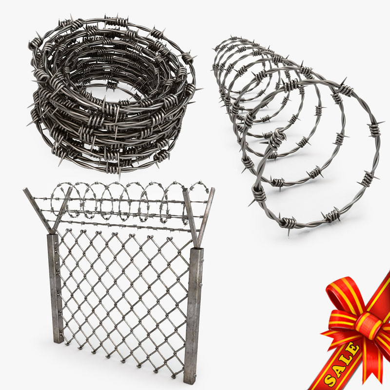 max barbed wire