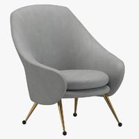 3d chair 101