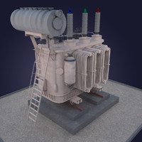 Electrical Transformer type 2