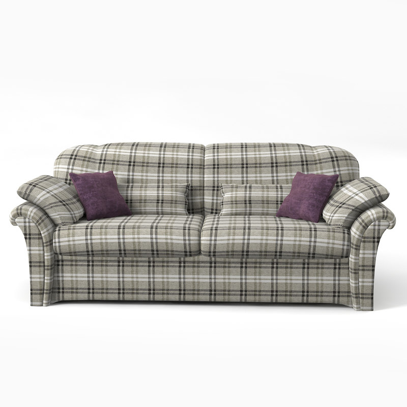 hotner scotland sofa 3d 3ds