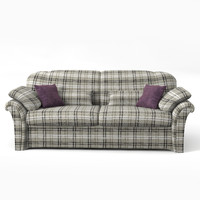 hotner scotland sofa 3d 3ds