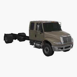 3d durastar crew cab model