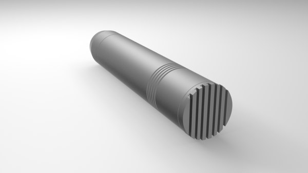 condenser microphone 3d max