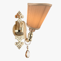 3d 692612 guarda osgona sconce model
