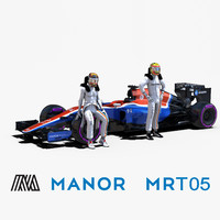 manor mrt05 c4d