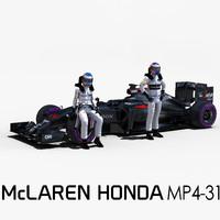 McLaren MP4 31