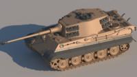 Pzkw VI Ausf B Tiger 2