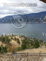 Cloudy Lake Okanagan