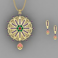 3d model jewellery