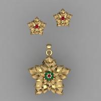 jewellery 3d dxf