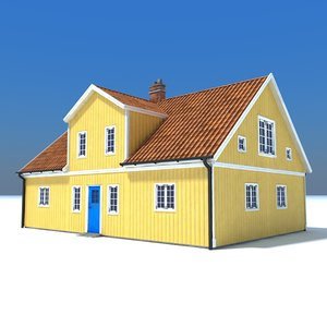 swedish old house max