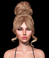 hairstyle 2 3ds