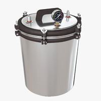 Stainless Steel Steam Autoclave Sterilizer for Medical Dental Tattoo Equipment