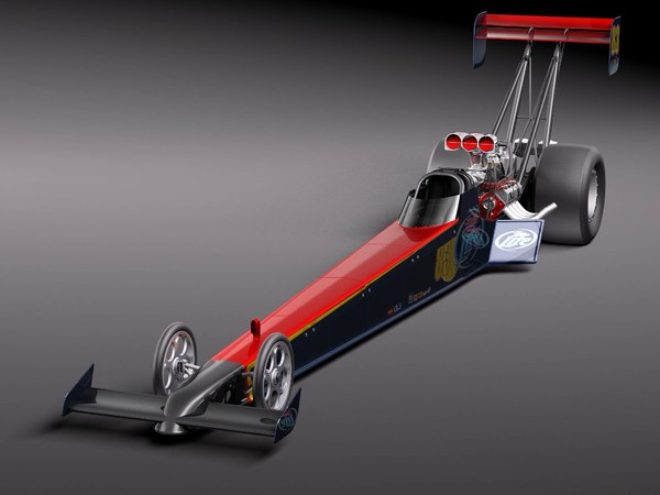 fuel dragster 3ds