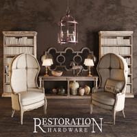 restoration hardware max