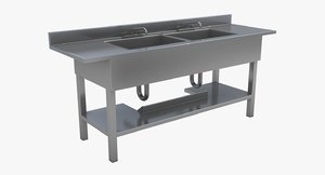 double basin sink max