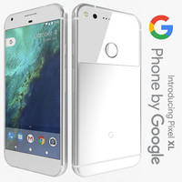 3d obj google pixel xl