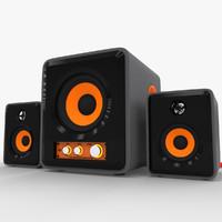 multimedia speaker 3d max