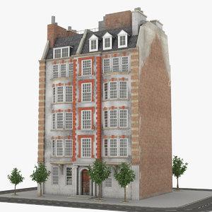 x london building