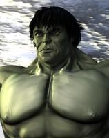 hulk comics 3d max