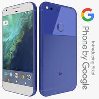 3d google pixel