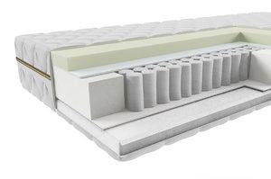 3d model of mattress
