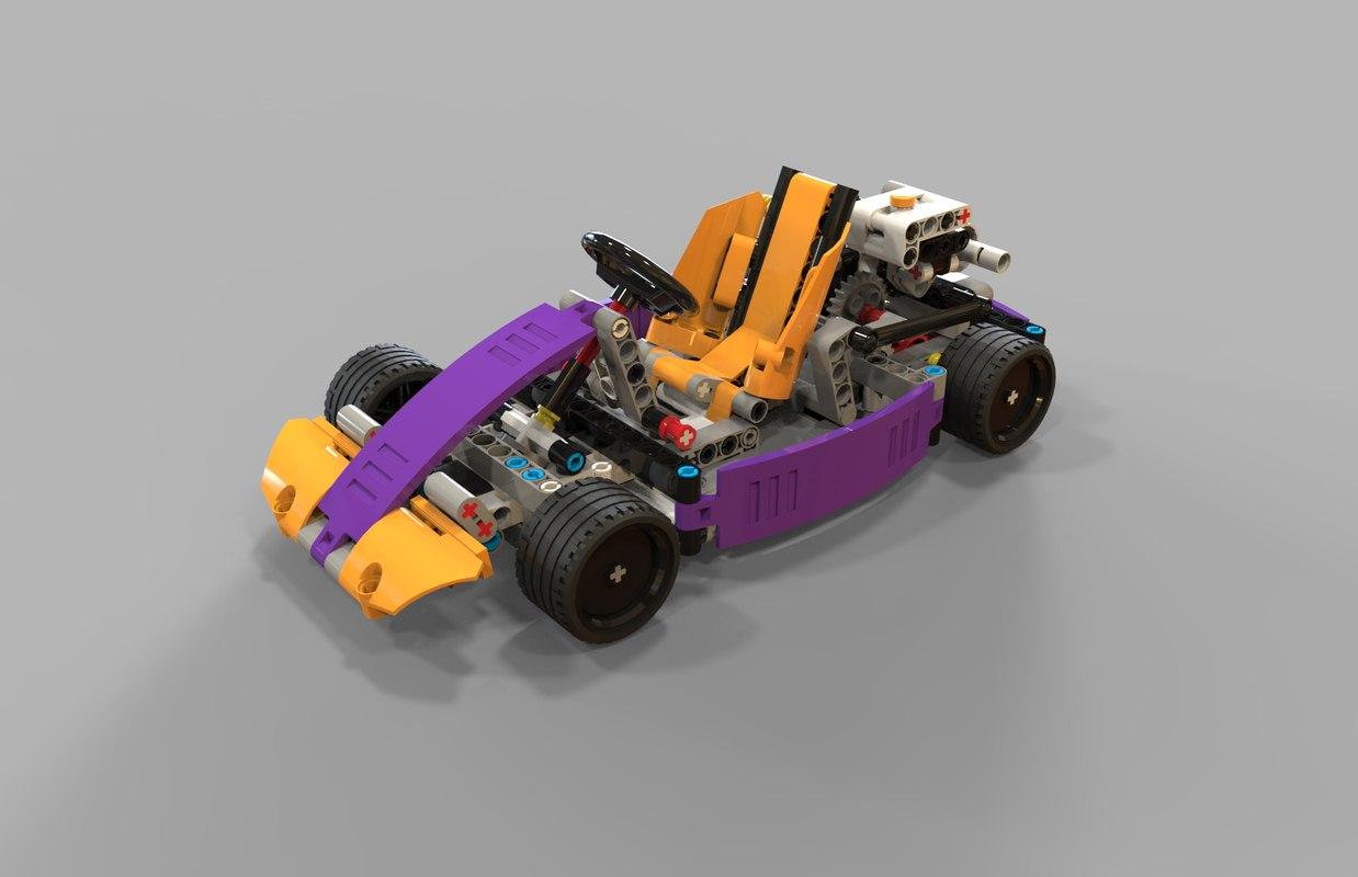 lego 3d 3ds