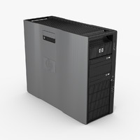 hp z800 workstation 3ds