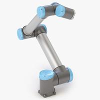 Photorealistic Universal Robots UR10