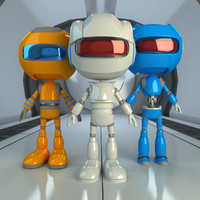 Robots Character