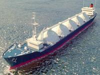 Oil Tanker 3d model, Vray/Corona renderer
