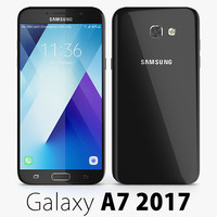 Samsung Galaxy A7 2017 Black