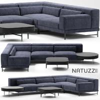 3d model sofa ido