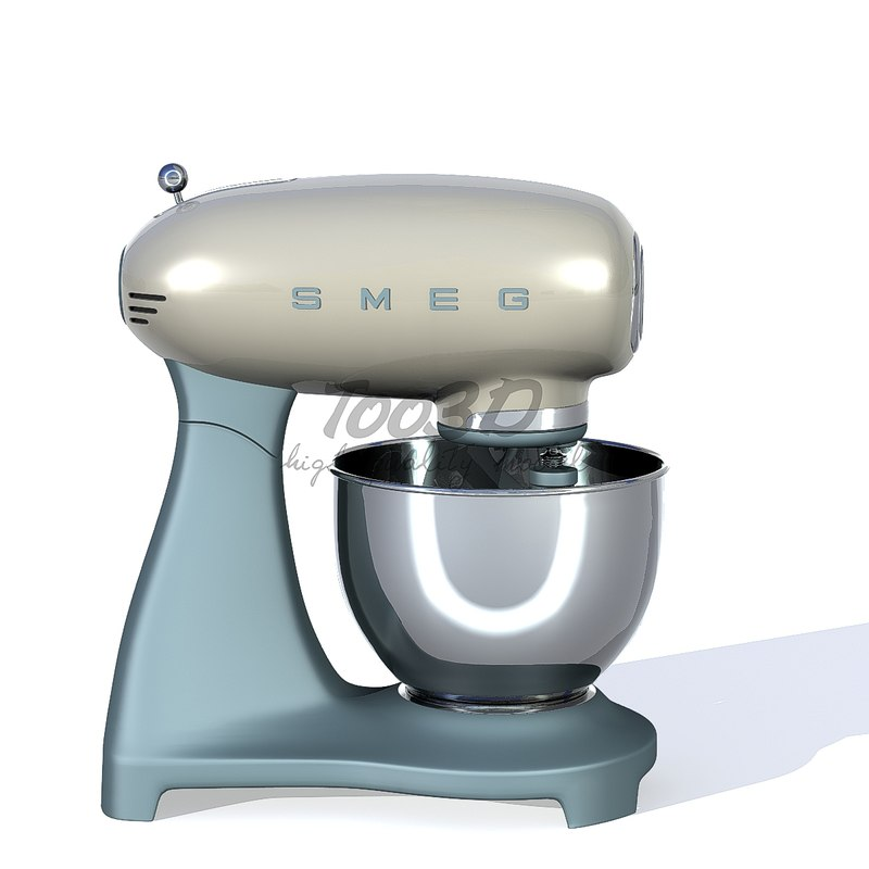 3d smf01 kitchen machine