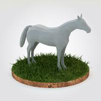 max horse -