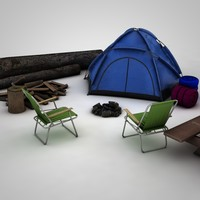 3ds camping pack