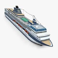 cruise ship max