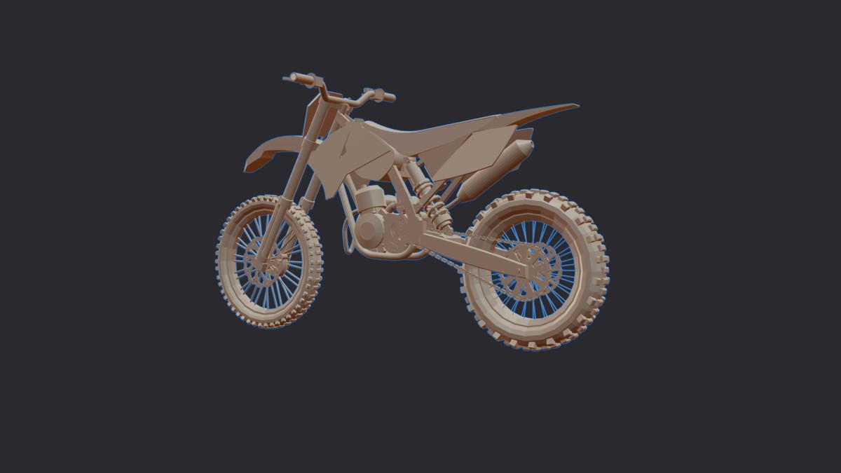 motorbike resolution obj