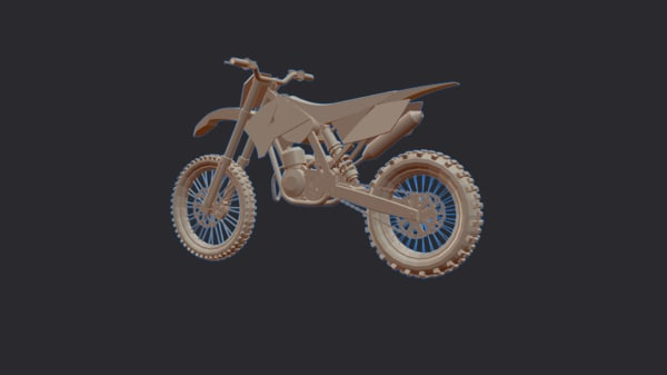 motorbike resolution obj