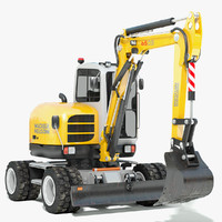 Excavator Wacker Neuson 6503
